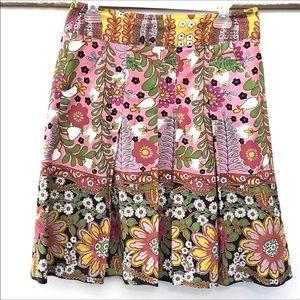 CAbi Women's Floral Skirt